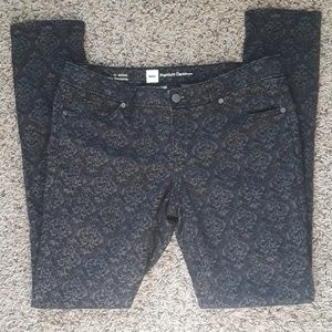 MOSSIMO patterned jeans